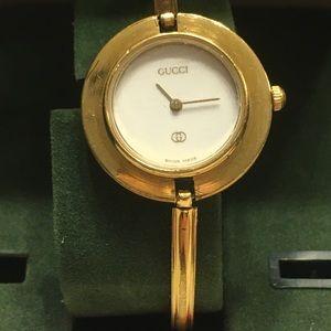 Vintage Gucci Watch 1100-L